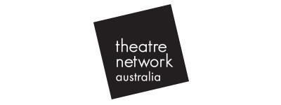 Theatre Network Australia logo.