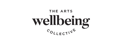 The Arts Wellbeing Collective logo.