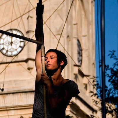 Tarn Scully Women's Circus trainer headshot