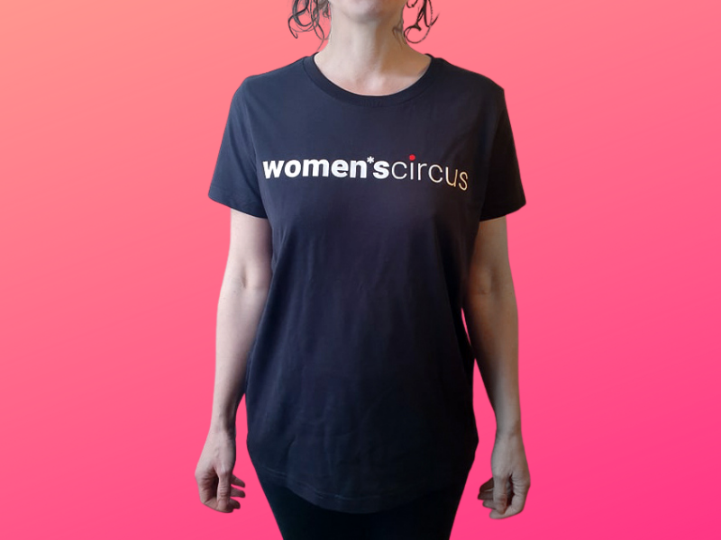 Women's Circus t-shirt